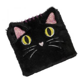 Spiralbok -Fluffig katt