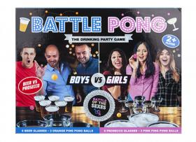 Battle Pong -Boys vs Girls