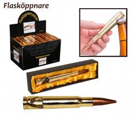 Present kapsylöppnare -50 kaliber