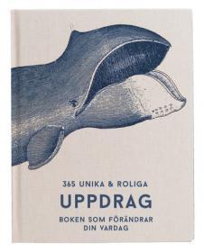 Bok -365 unika & roliga uppdrag