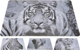 Bordstablett vilda djur