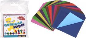 Färgade papper -Mini