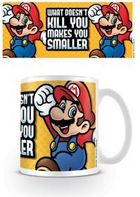 Porslinsmugg -Super Mario