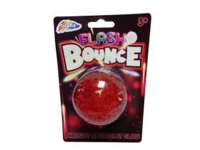 Blinkande studsboll