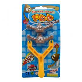 Poo sling shot