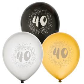 """Ballonger i 6-pack """"40"""""""