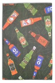 Kökshandduk - Beer Bottles