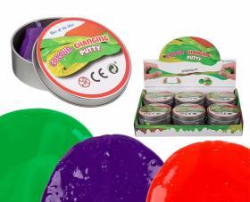 Slime som ändrar färg