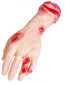 Halloween -Blodig hand