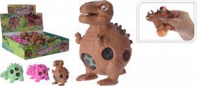 Stressboll -Dinosaurie