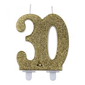 Tårtljus 30 år