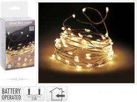 Ljusslinga tråd 20 LED