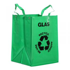 Recycle bag -Glas (grön)