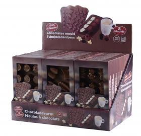 Chokladformar
