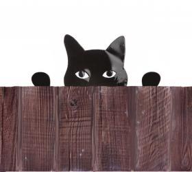 Dekoration -katt (liten)