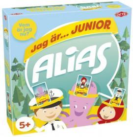 Spel -Jag är ALIAS... JUNIOR