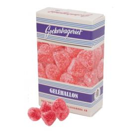 Ask med geléhallon 100g