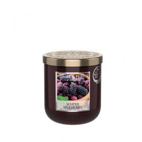 Doftljus Simply Mulberry (mullbär) 115 g