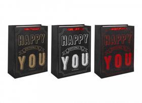 Presentpåse -Happy Birthday to You