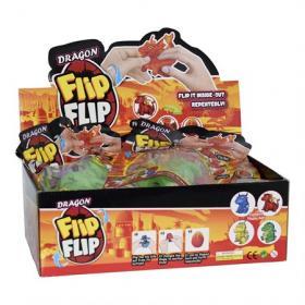 Magisk vändbar dinosaurie -Flip Flip