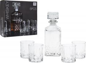 Whisky set i 5-delar
