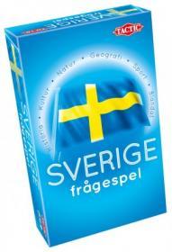 Frågespelet om Sverige