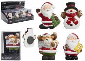 Kylskåpsmagnet -Jul