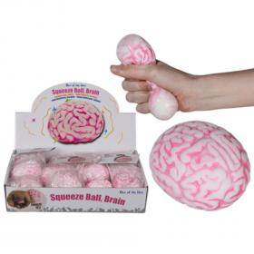 Stressboll -Hjärna