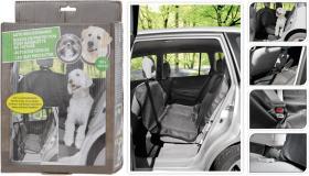 Skyddsöverdrag till bilsätet