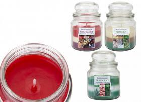 Doftljus med 3 olika dofter i 1 (jul)