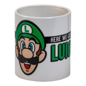 Mugg -Super Mario LUIGI