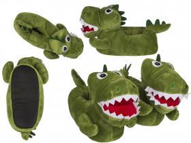 Barntofflor -Dinosaurie