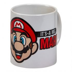 Mugg -Super Mario - IT'S-A ME, MARIO
