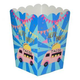 POPCORNBOX i 8-pack -TACO