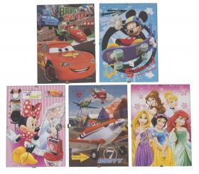Clipsram med Disneyfigurer