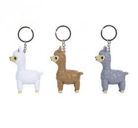 Nyckelring -Lama