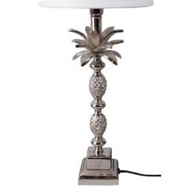 Lampfot -Ananas (silver)