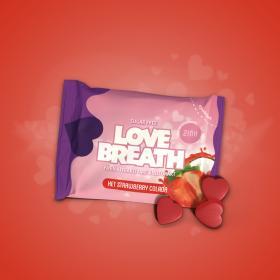 Pastiller -Love Breath Het Strawberry Colada