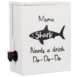 Bag in box -Mama Shark