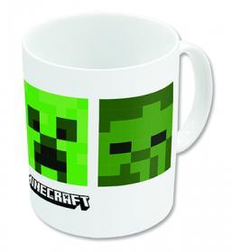 Porslinsmugg -Minecraft
