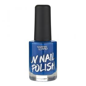 UV Nagellack -Blå