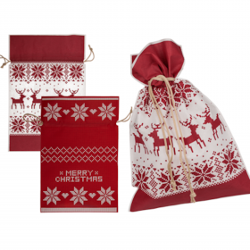 Presentpåse -Jul
