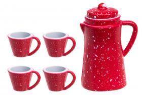 Kaffeservis till Nissens julvärld