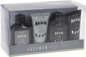 Presentset med necessär för män