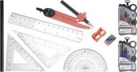 Rit/kompass 8-delar