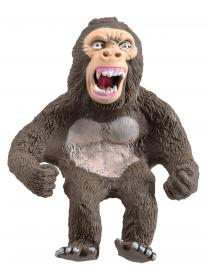 Stretchig gorilla