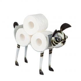 Toalettpappershållare -Bulldog
