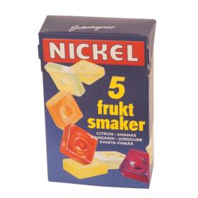 NICKEL frukt 115g