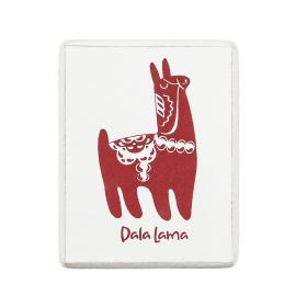 Kylskåpsmagnet -Dala Lama