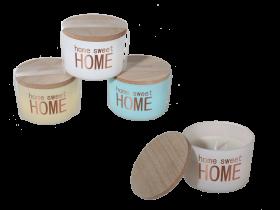 Doftljus -Home sweet HOME